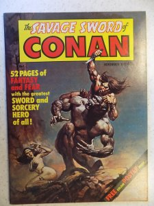 Savage Sword of Conan #1 (1977)