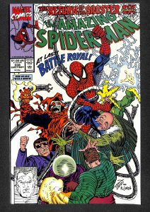 The Amazing Spider-Man #338 (1990)