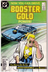 Booster Gold   vol. 1   #11 VG/FN