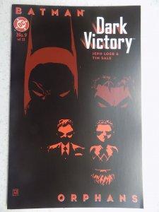 BATMAN DARK VICTORY # 9