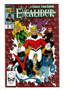 12 Excalibur Marvel Comics 18 20 22 23 24 25+ 26 27 28 29 30 1 Nightcrawler HG1