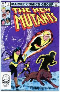 NEW MUTANTS #1 2 3 4 5 6 7 8 9 10-59 + Ann #1-3 + Spec #1, VF/NM,63 issues, 1983