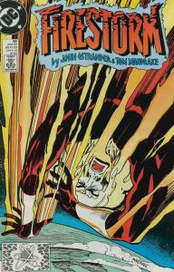 Firestorm, the Nuclear Man #88 FN; DC | save on shipping - details inside