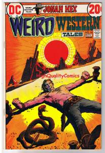 WEIRD WESTERN #14, VF+, Jonah Hex, Alex Toth, 1972,  more JH in store
