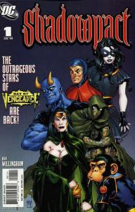 SHADOWPACT 1-25 Willingham's complete magical heroes