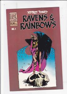 Ravens & Rainbow #1
