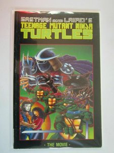 Teenage-Mutant Ninja-Turtles Movie #1 (1991) VG 4.0
