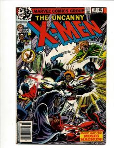 Uncanny X-Men # 119 FN/VF Marvel Comic Book Wolverine Wendigo Storm Cyclops DS4