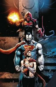 RED HOOD AND THE OUTLAWS ANNUAL (2017 DC) #3 PRESALE-07/31