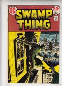 Swamp Thing #7 (Dec-73) VF- High-Grade Swamp Thing