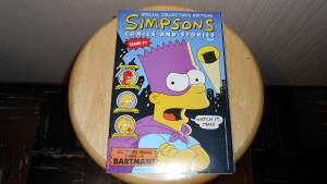SIMPSONS COMICS AND STORIES # 1 (1993)