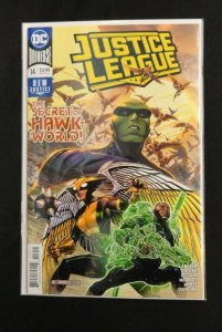 DC Universe Justice League #14 2018 Cheung Main Cover