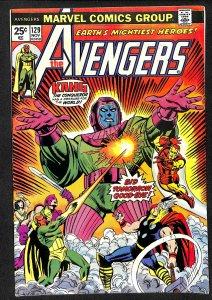 The Avengers #129 (1974)
