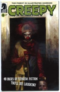 CREEPY 6, NM, Neal Adams, Fiendish Fiction, Alexander, 2009,more Horror in store