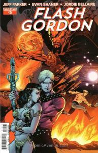 Flash Gordon (Dynamite) #3A FN; Dynamite | save on shipping - details inside