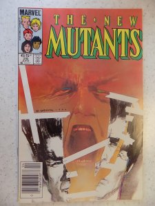 NEW MUTANTS # 26 FIRST FULL LEGION
