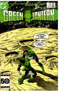 Green Lantern #193 (1960 v2) John Stewart Star Sapphire NM