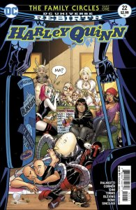DC HARLEY QUINN (2016 Series) #22 NM