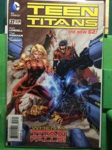 Teen Titans #27 The New 52