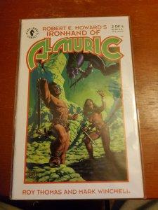 Ironhand of Almuric #2 (1991)