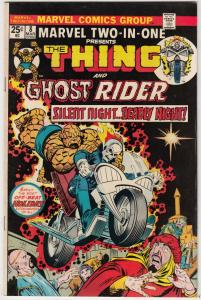 Marvel Two-In-One #8 (Mar-75) NM- High-Grade The Thing
