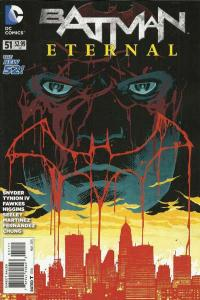 Batman Eternal #51, NM + (Stock photo)