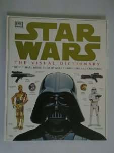 Star Wars The Visual Dictionary HC 6.0 FN (1998 1st Printing)