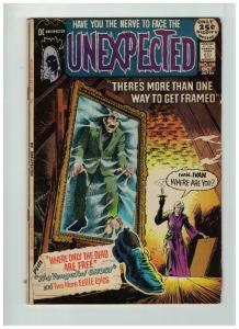 UNEXPECTED (TALES OF) 128 VG WRIGHTSON  October 1971