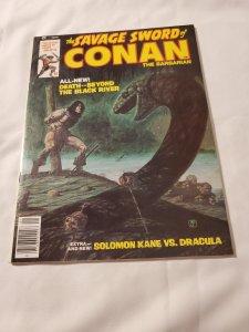 Savage Sword of Conan 26 VF