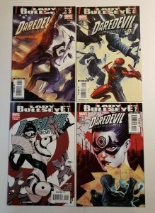 Daredevil Lady Bullseye part 1-5 Issues  #111-115 Issue 111 Is Variant. Marvel