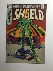 Nick Fury Agent Of Shield 8 Vg- Very Good- 3.5 Marvel Comics