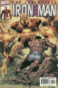 Iron Man (1998 series) #30, NM (Stock photo)