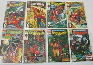 Spider-Man comic lot from:#2-49 32 difference 8.0 VF (1990-94)