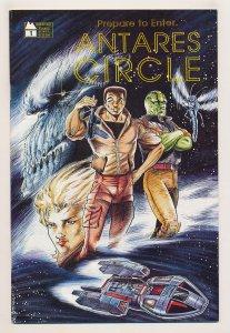 Antares Circle (1990) #1 NM