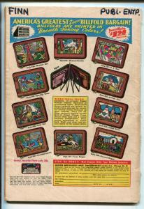 MICKEY FINN #11 1945-PUBLICATION ENT-LANK LEONARD ART-BICYCLE COVER-good minus