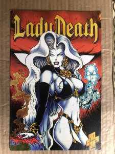 Lady Death: Between Heaven and Hell #4 (1995)