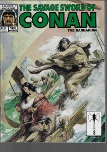 Savage Sword of Conan #168 (Marvel, 1990)