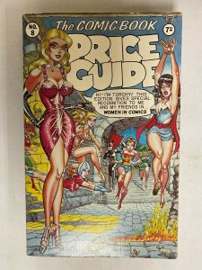 Overstreet Price Guide #8 Softcover 4.0 VG (1978)