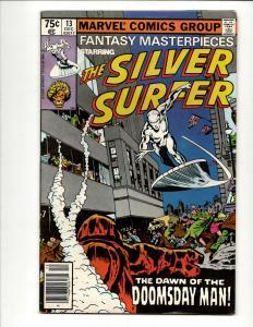 Lot Of 9 Mixed Comics Silver Surfer, Marvel Saga, Daredevil Cloak and Dagger WS4