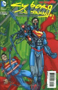 Action Comics (2nd Series) #23.1 VF/NM; DC | save on shipping - details inside