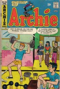 Archie Comics #234, VG+ (Stock photo)