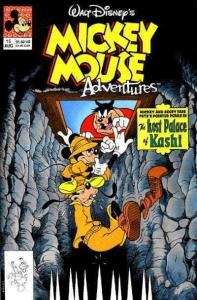 Mickey Mouse Adventures #15 VF/NM; Disney | save on shipping - details inside