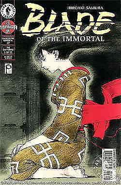 Blade of the Immortal #47 VF/NM; Dark Horse | save on shipping - details inside