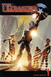 ULTIMATES (2002) 1-13   The COMPLETE series!