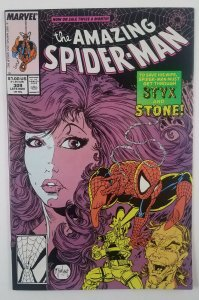 The Amazing Spider-man 309 - 1987 - Todd McFarlane - STYX and Stone CGC Ready