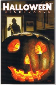 HALLOWEEN NIGHTDANCE #1 Glows, VF, Horror, Slasher, 2008, more in store