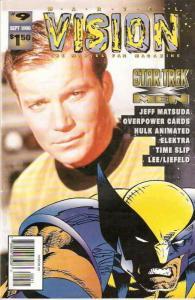 Marvel Vision #9 FN; Marvel | save on shipping - details inside