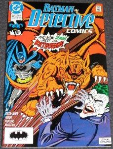 Detective Comics #623 -1990