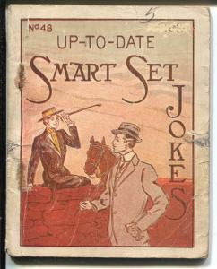 Up To Date Smart Set Jokes #48 pocket edition-G