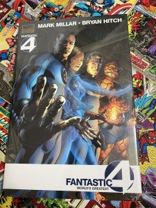 Fantastic Four: World's Greatest (2009) Hardcover Factory Sealed